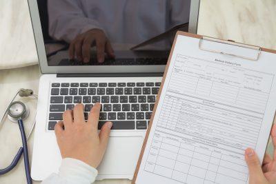 образцы МИ на клинические испытания в форме оценки данных